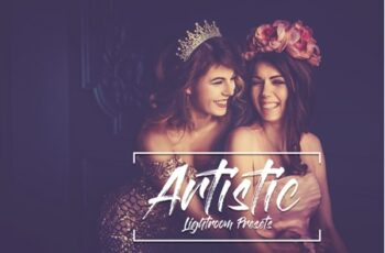 Artistic Lightroom Presets 5