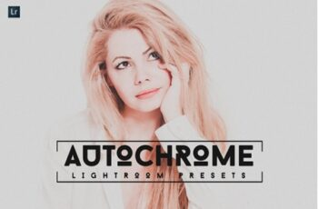 Autochrome Lightroom Presets 6