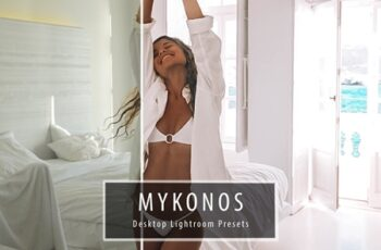 Lightroom Desktop Presets MYKONOS 3628975