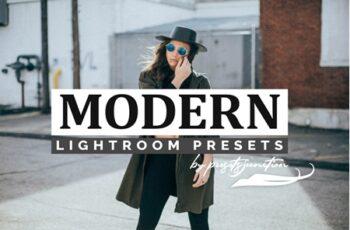 Modern Lightroom Presets 4