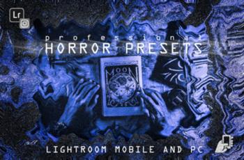 5 Horror Presets Mobile Pc Halloween V2 6
