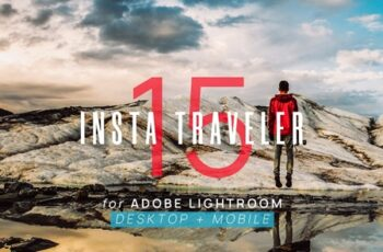 15 Insta Traveler Lightroom Presets 3682871 3