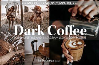 Dark Coffee Mobile Desktop Presets 3737331 5
