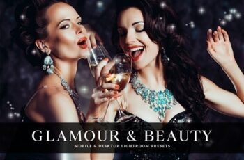 Glamour & Beauty Lightroom Presets 3758427 6