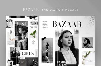 Bazaar - Instagram puzzle 3784936 3
