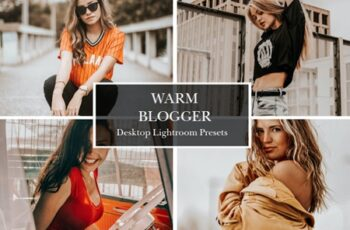 Desktop Lightroom Presets WARM 3622458 5