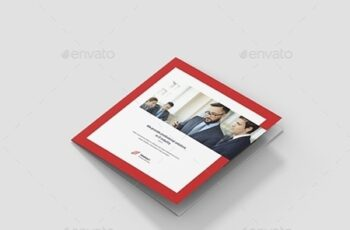 Brochure – IT Solutions Tri-Fold Square 5