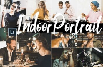 Indoor Portrait Desktop Lightroom Preset 1293113 5