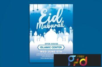 Eid Mubarak Flyer 4
