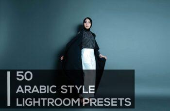 50 Premium Arabic Style Lightroom Presets 2