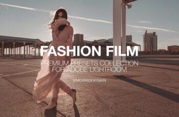 FASHION FILM presets for Lightroom 3756111 4