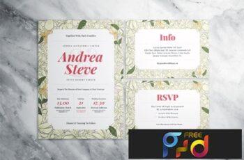 Floral Wedding Suite 3