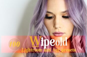 Wipeold Lightroom and ACR Presets 5