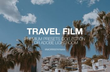 TRAVEL FILM presets for Lightroom 3746414 4