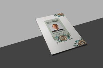 Funeral Program Template - V822 2953898 2