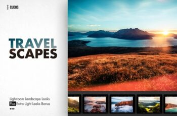 TRAVEL SCAPES LR Landscape Looks 3743607 2