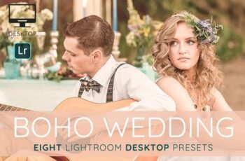 Boho wedding Lightroom presets 3749047 3