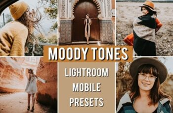 Mobile Preset MOODY TONES 3659085