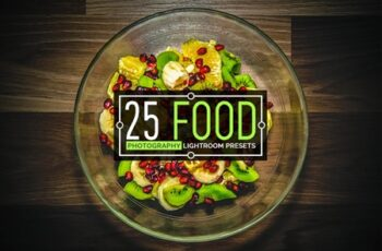 25 Food Photography Lightroom Presets 5