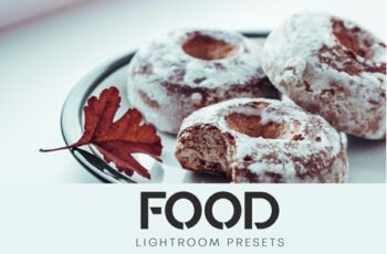 Food Lightroom Presets 3