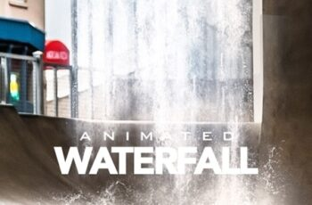 Gif Animated Waterfall Photoshop Action 23507229 6