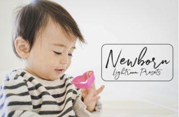 Newborn Lightroom Presets 2