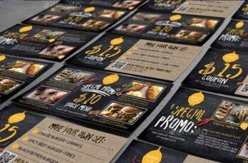Blackboard Food Coupon 21658390 2