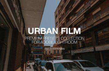 URBAN FILM presets for Lightroom 3753336 7