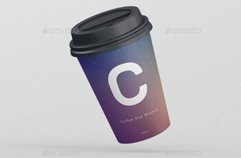 Coffee Cup Mockup Small Size 2