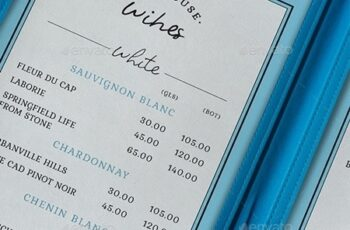 Elegant Wine Menu 21749885 3
