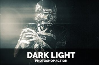 Dark Light Photoshop Actions 7