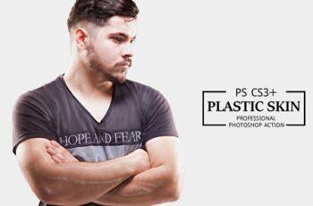 Plastic Skin Photoshop Action 3617309 5