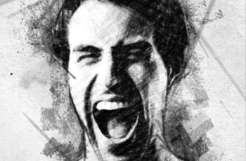 Charcoal Sketch Photoshop Action 23561887 8