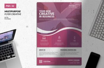 Creative Business Flyers Vol. 11-15 2