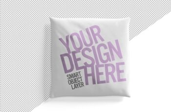Square Cushion Design Mockup 265527065 4