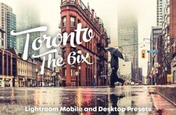 Toronto - The 6ix Presets 3784645 7