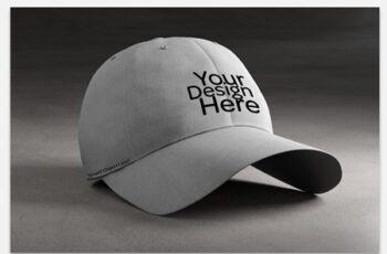 Baseball Cap Print Design Mockup 264011768 9