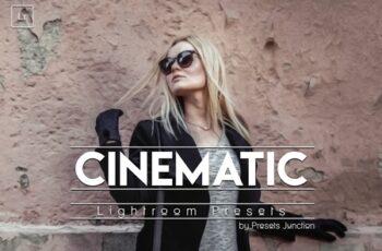 Cinematic Lightroom Presets 4