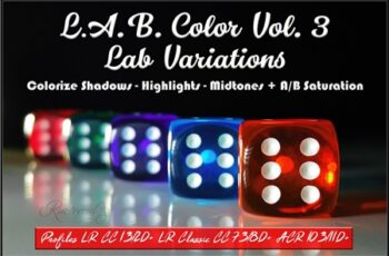 LAB Color Vol. 3 - Lab Variations 3770934 3