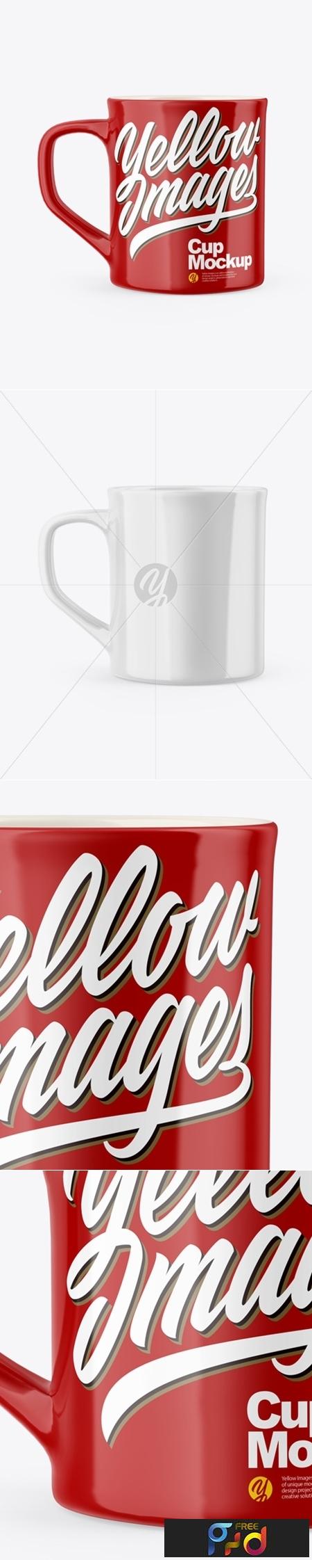 Glossy Cup Mockup 43618 1