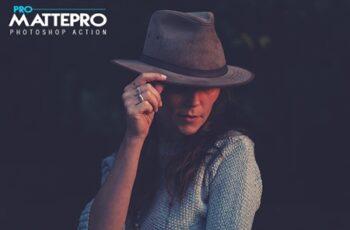 Pro Mattepro Photoshop Actions 4