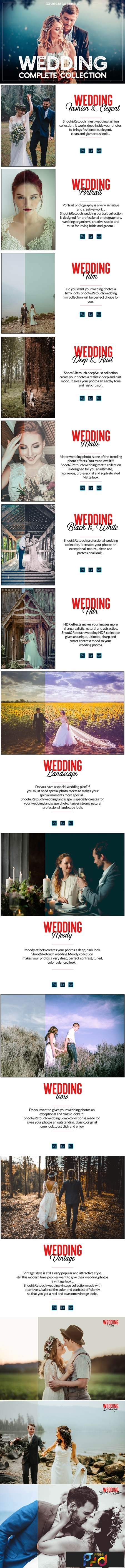 Wedding Complete Collection LR PS ACR 2947791 1
