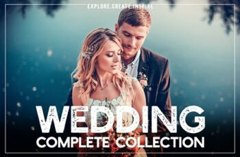 Wedding Complete Collection LR PS ACR 2947791 6
