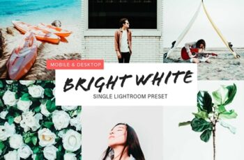Bright White Lightroom Preset 3482109