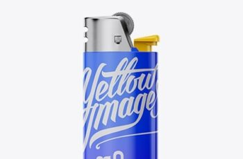 Plastic Lighter Mockup 11858 1