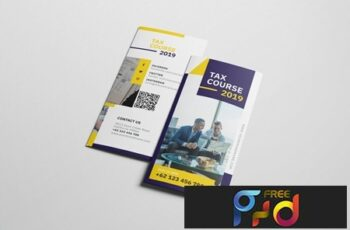 Tax Course AI and PSD Trifold Brochure 1
