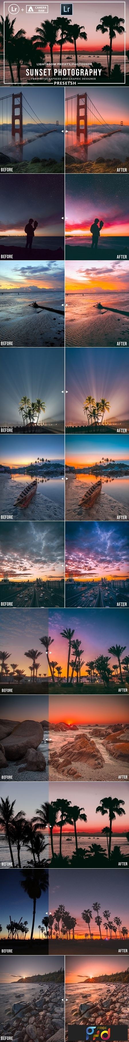 Sunset photography Lightroom Presets 3675865 1