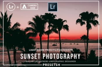 Sunset photography Lightroom Presets 3675865 7