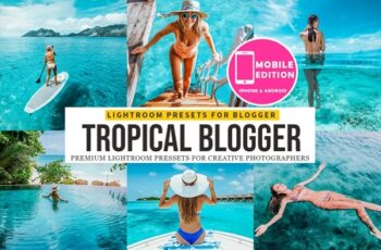 Tropical blogger Lightroom Presets 3673296 5