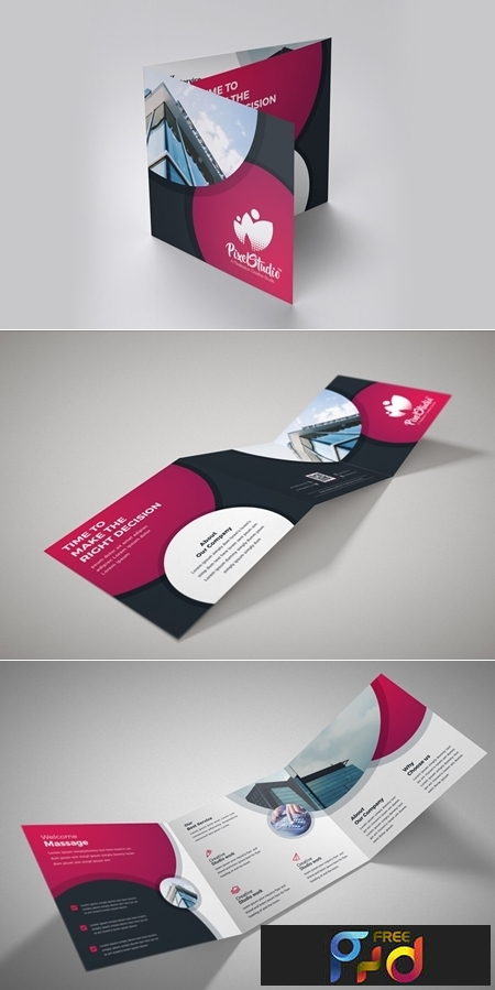 Corporate Square Trifold Brochure 3581036 1